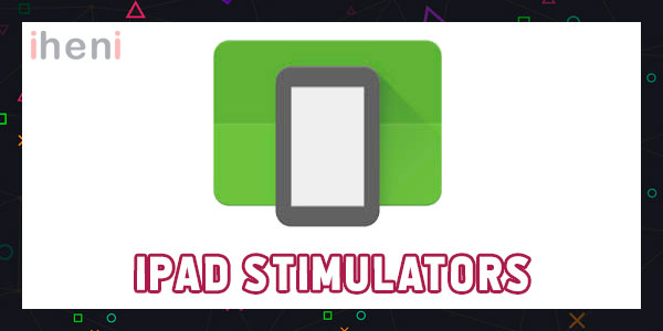 iPad stimulators