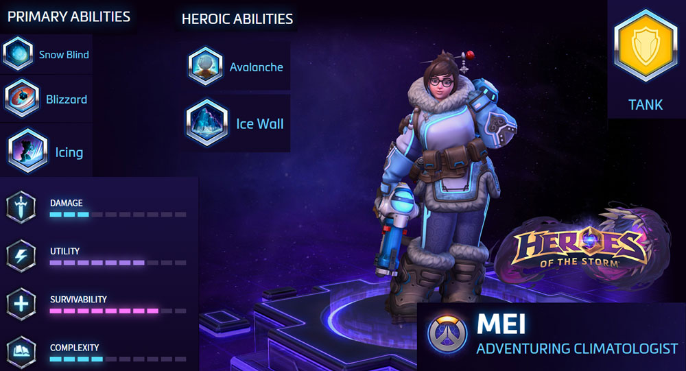 Heroes Of The Storm Tier List For Season 3 Of 2020 Iheni