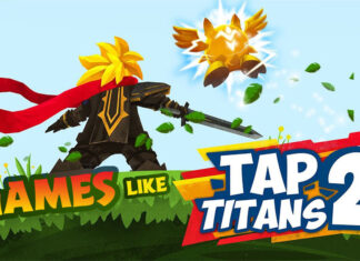Games Like Tap Titans 2
